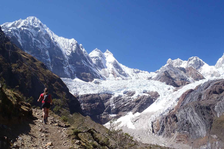 Trekking Cordillera Huayhuash, Peruvian Andes