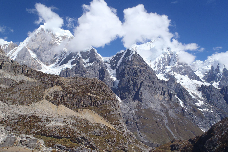 Trekking the Cordillera Huayhuash, Peruvian Andes