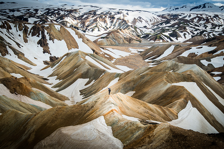 Iceland Fine Lines