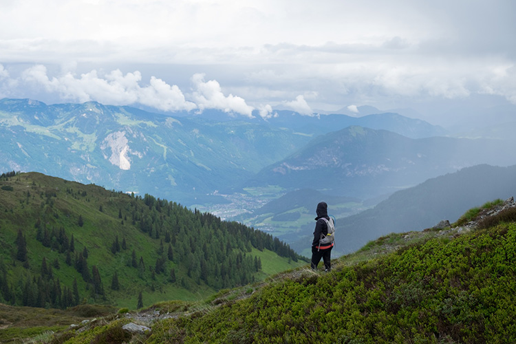 The Zillertal Alps, A Hiker's Paradise