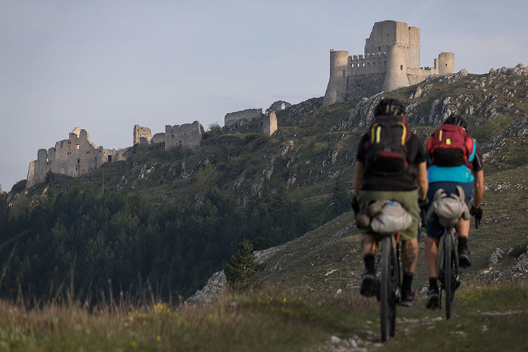 Bikepacking Abruzzo: The Wolf's Lair