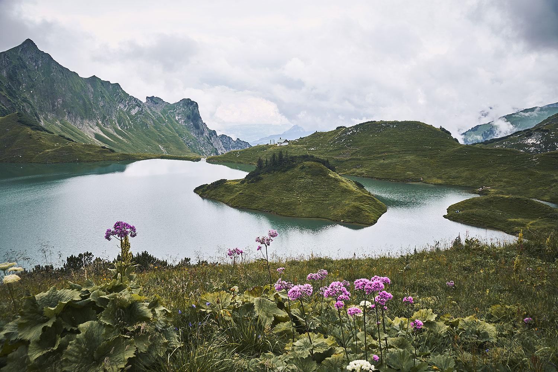 Lake Schrecksee hike