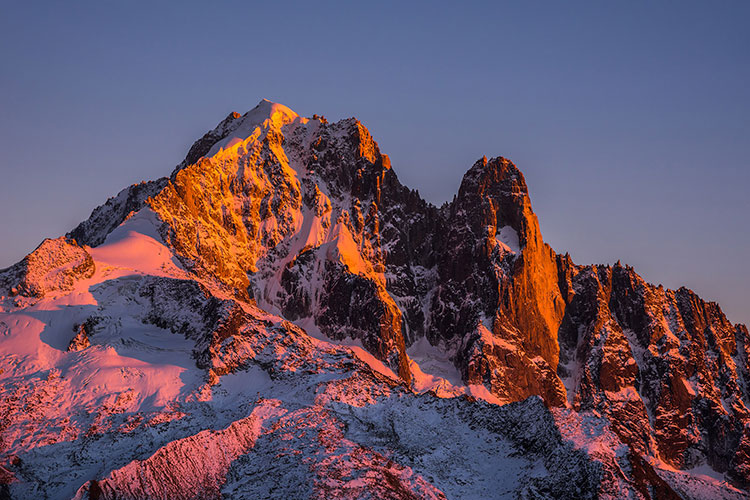 Finest Routes in the Alps - Aiguille Verte