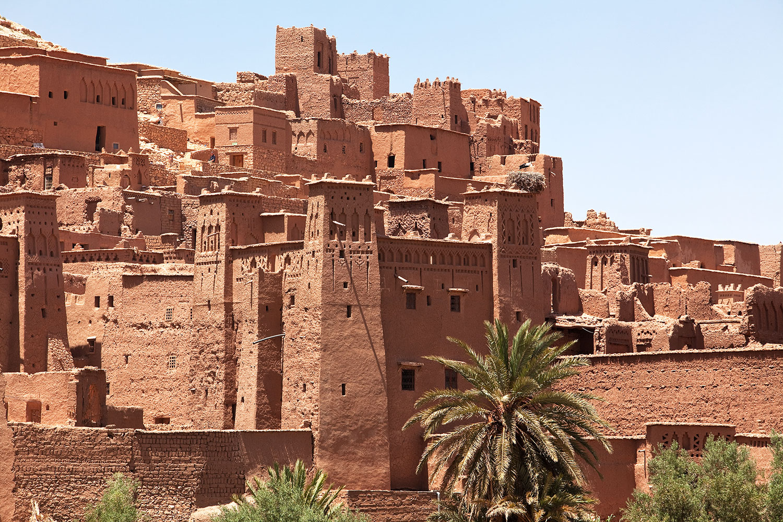 Ait Benhaddou Kasbah, Morocco
