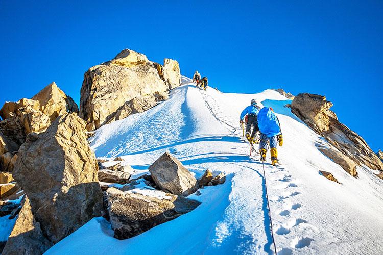 First Steps, Five Easy Alpine Peaks