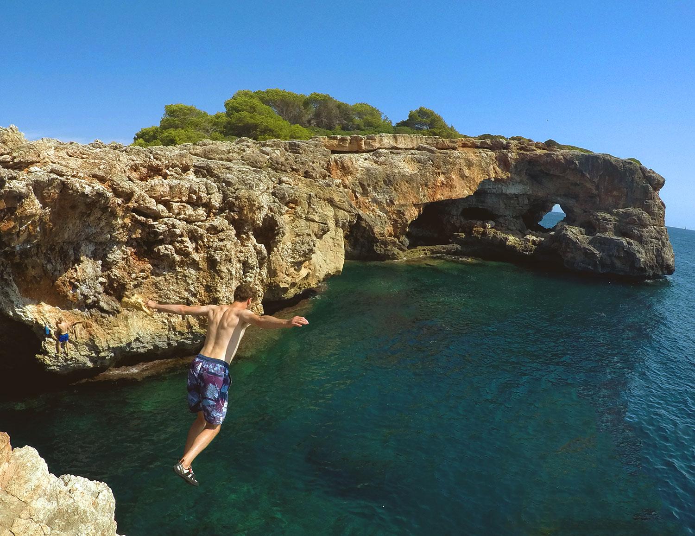 Cala Sa Nau, Mallorca