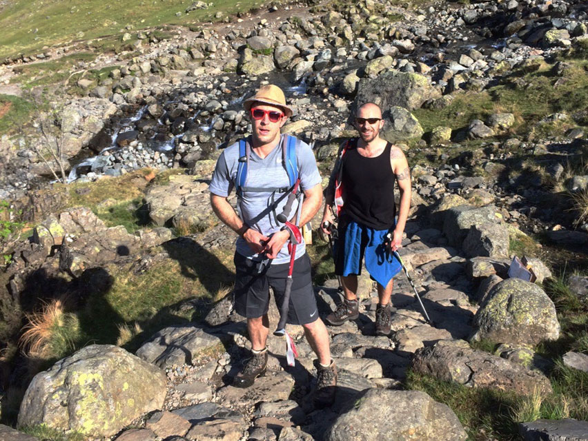 Scafell Pike | National Three Peaks Challenge