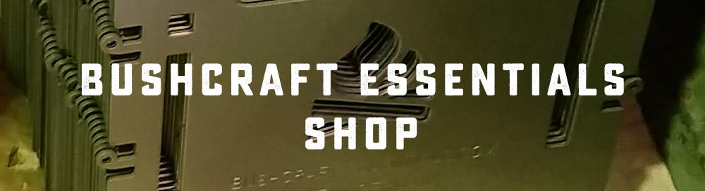Bushcraft Essentials UK Shop on WildBounds