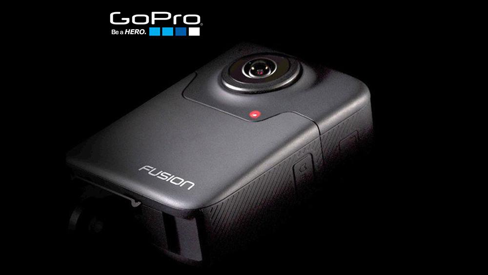 GoPro Fusion - Best Ski Tech