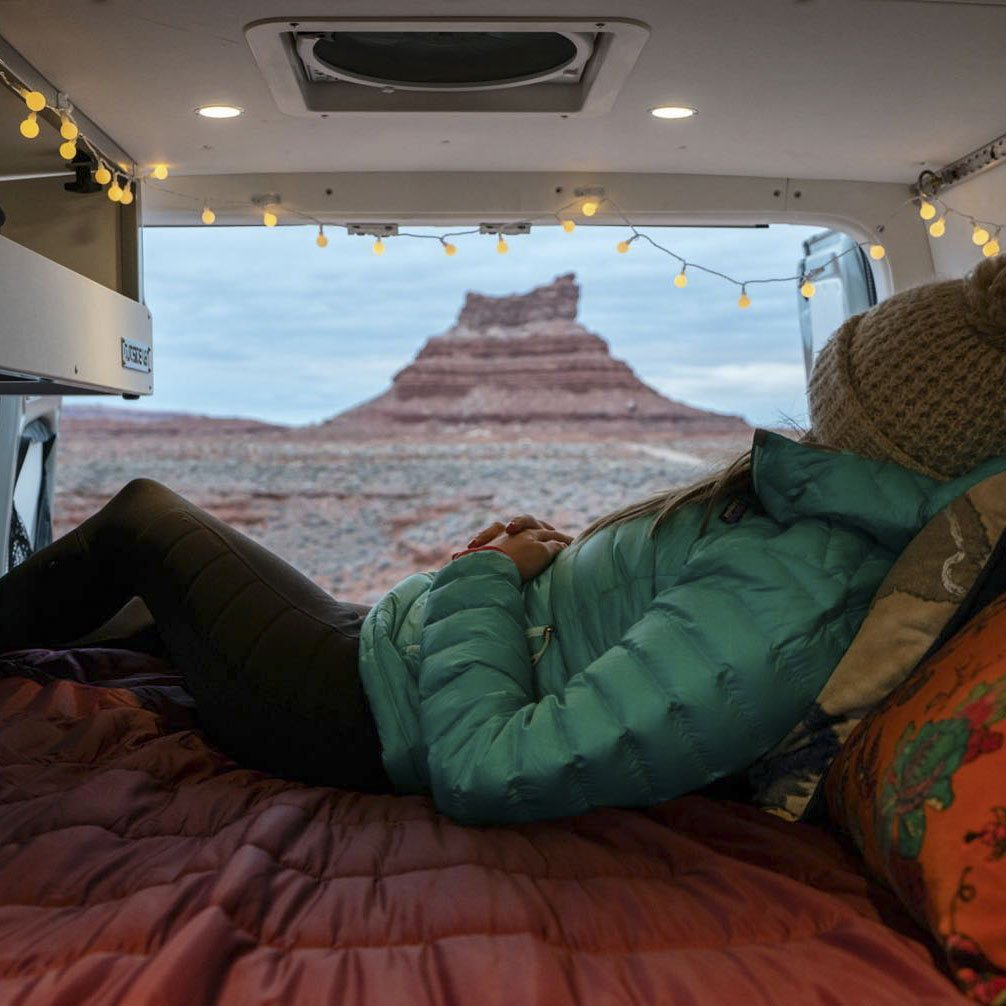 BearFoot Theory - Vanlife is a huge part of Kristen's life