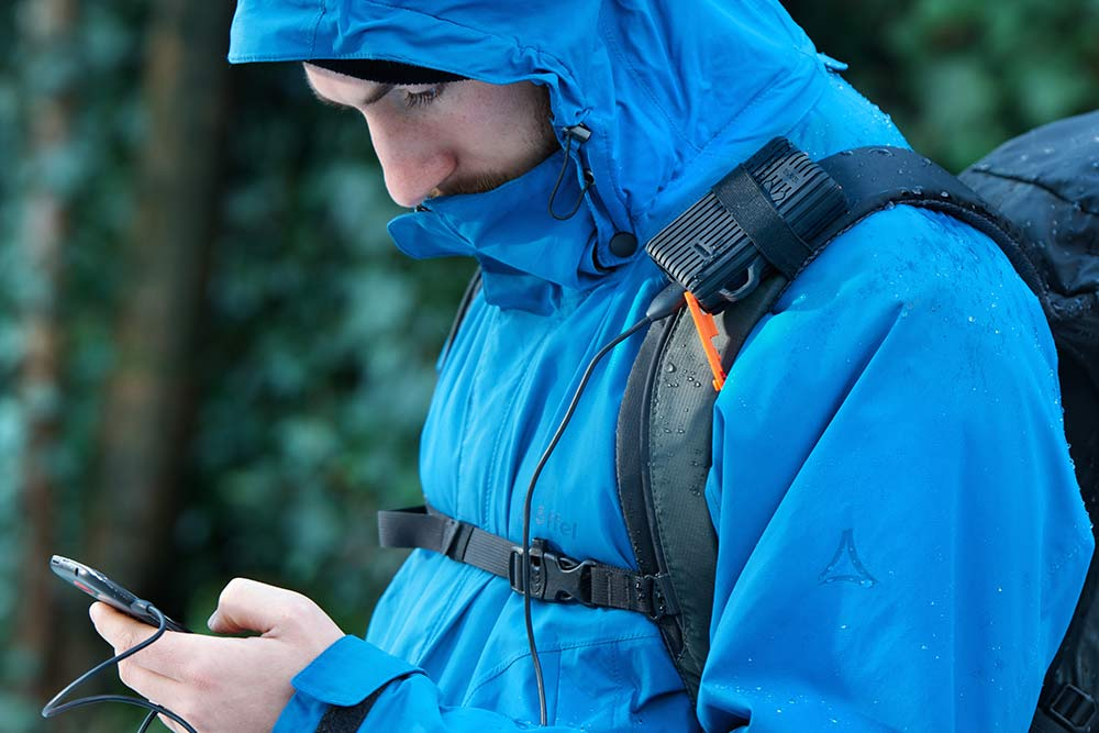 WildBounds Christmas Gift Guide, Xtorm power bank, charger for trips and travel