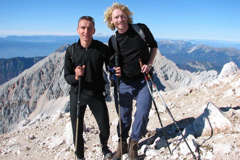 Al Humphreys Mountain Hiking