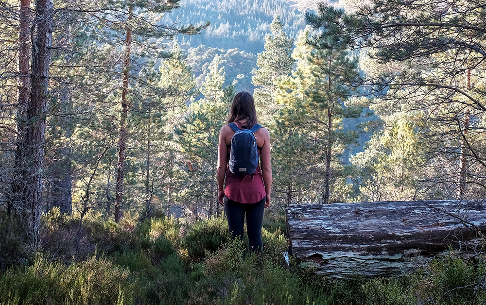 WildBounds Christmas Gift Guide, Trakke Fingal backpack. Perfect for Hiking, Trekking and Travel