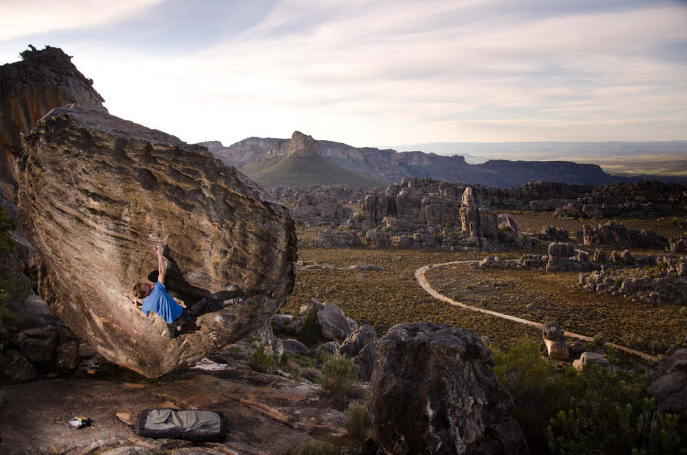 Field Guide: Rocklands, South Africa