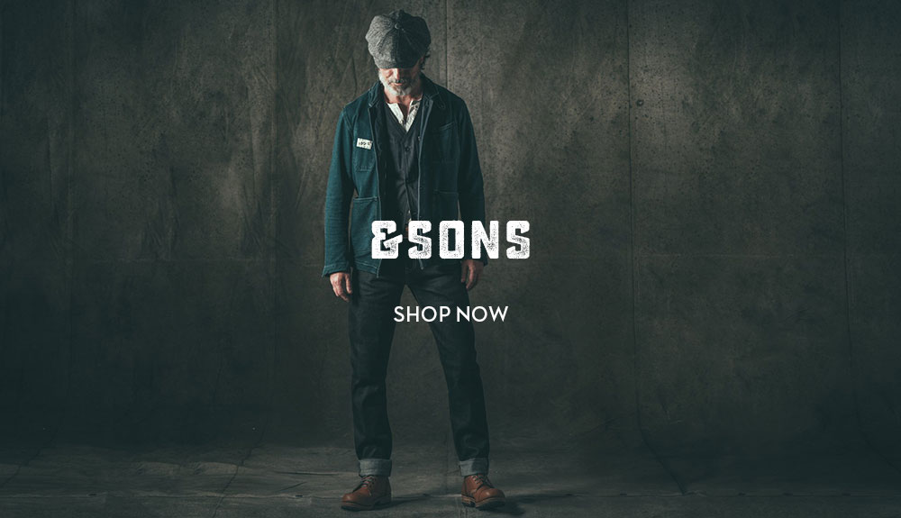 &SONS - Unique Vintage Style Clothing - Shop on WildBounds