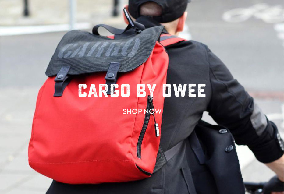 Cargo By Owee - Brand Story - Cordura bags