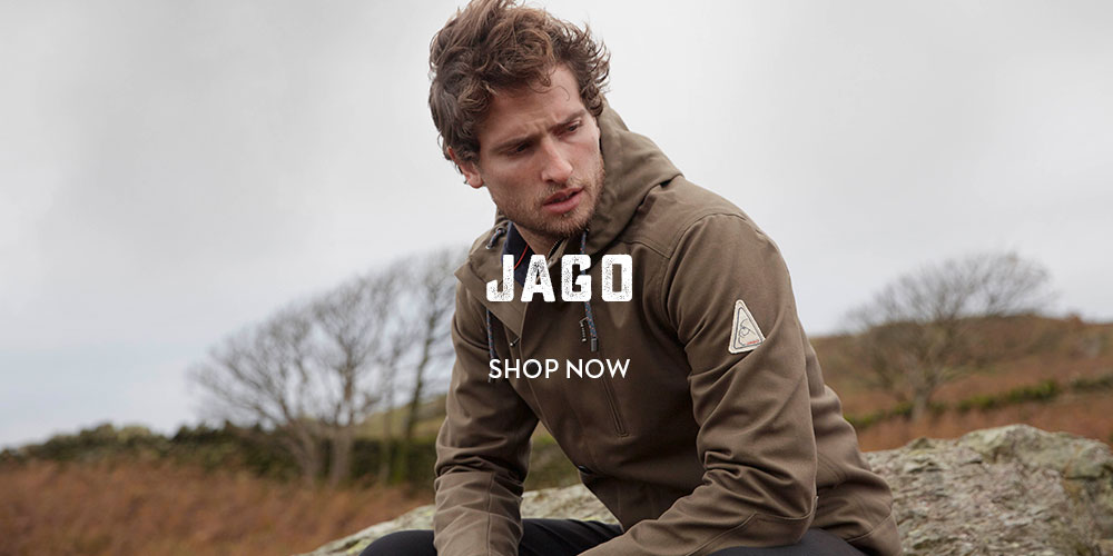 JAGO Jackets - Ventile jackets - Shop now on WildBounds