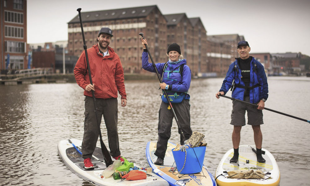 Adventure Uncovered support many environmental causes