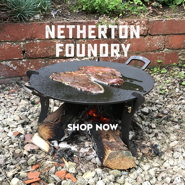 Netherton Foundry - Shop now on WildBounds
