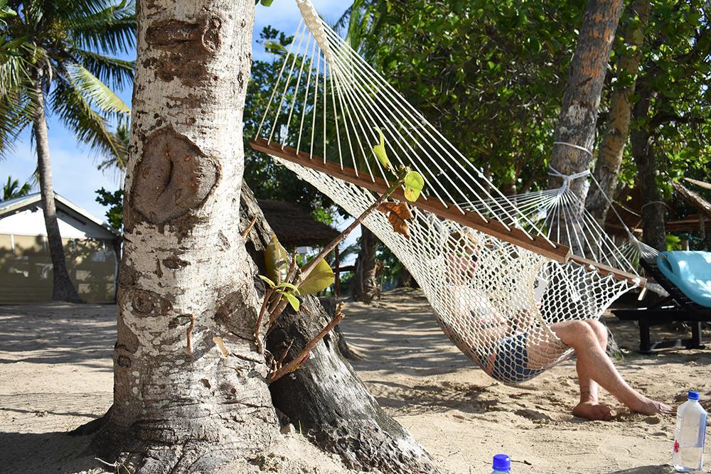Fiji Beach Hammock
