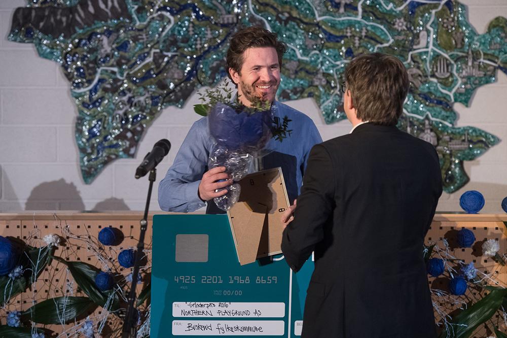 Northern Playground's German Design Award 2015