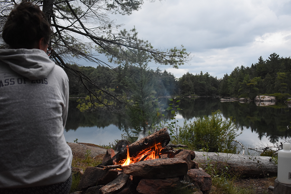 Algonquin campgrounds
