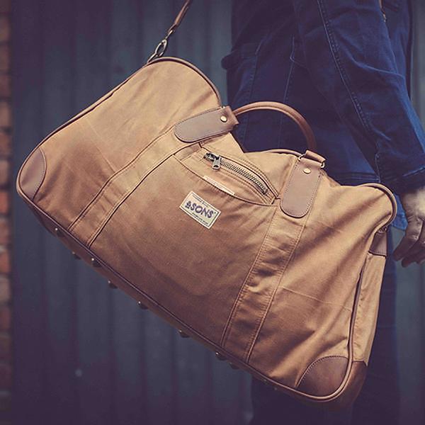 &SONS Weekend Bag - Duffle Bag