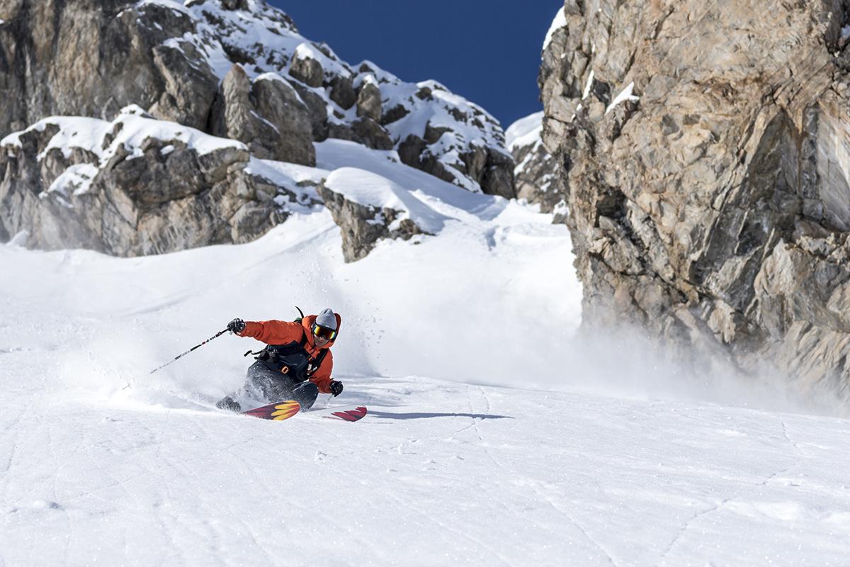 Planks ski brand