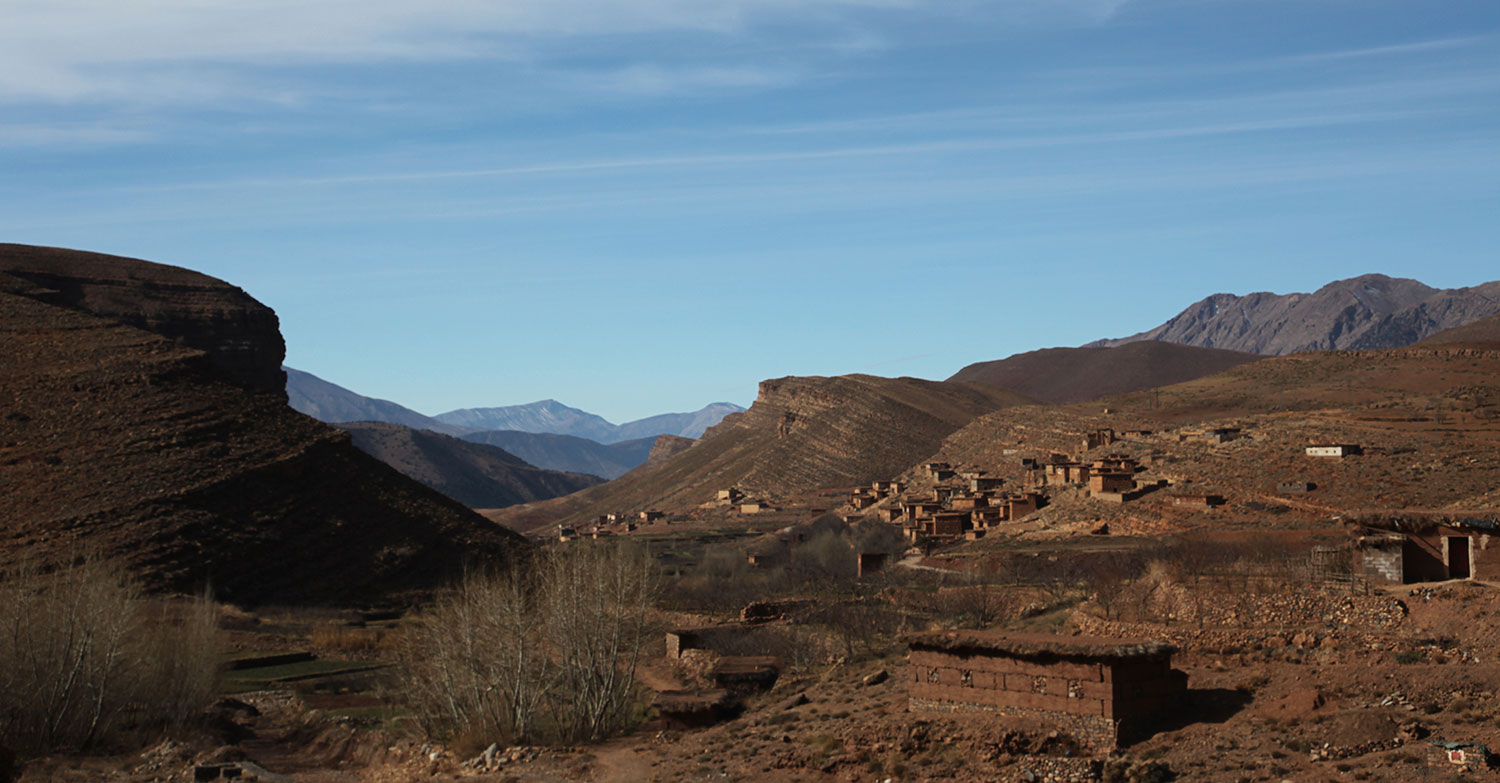 Morocco Atlas Mountains - Earning the Landscape