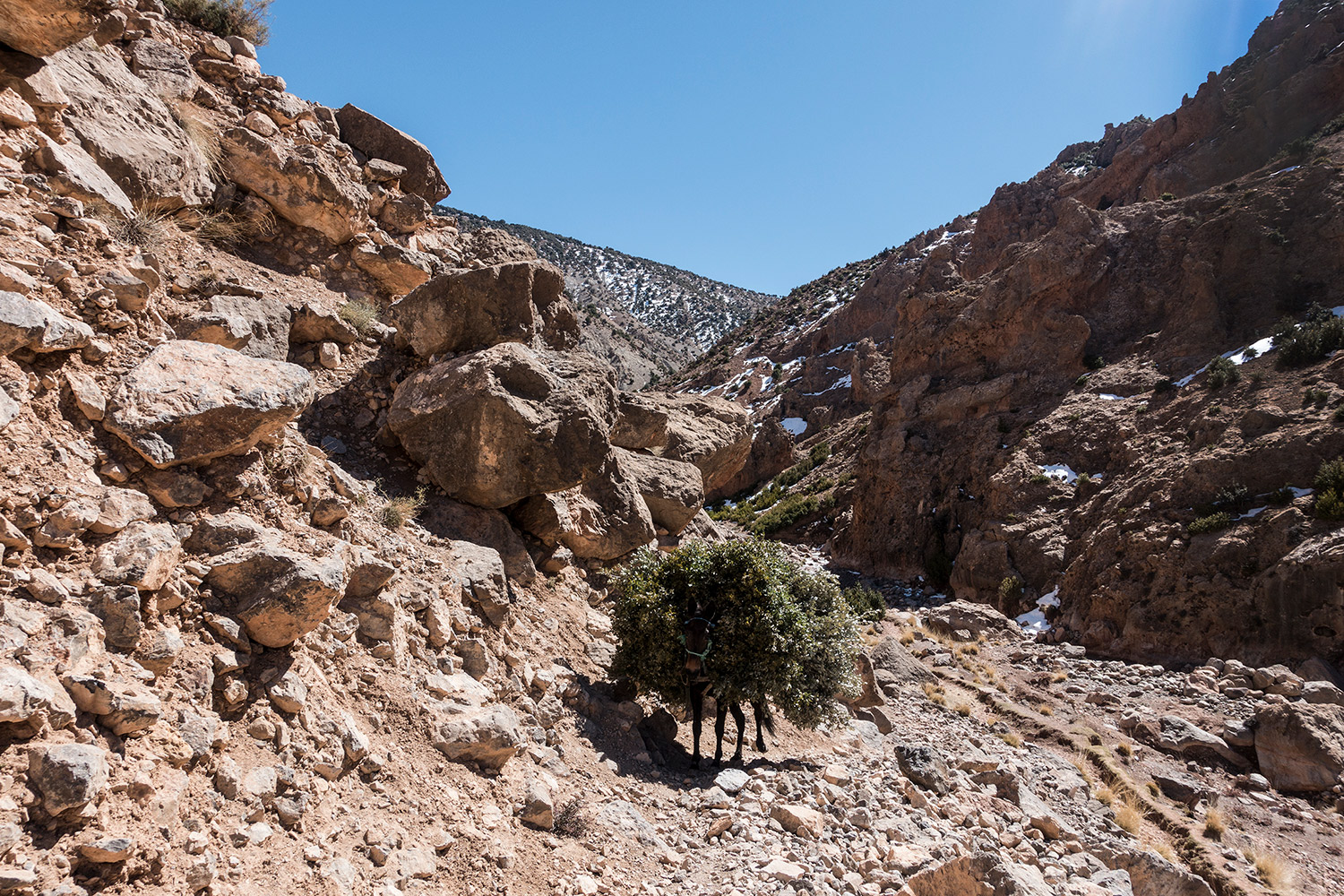 Atlas Mountains Morocco - Earning the Landscape