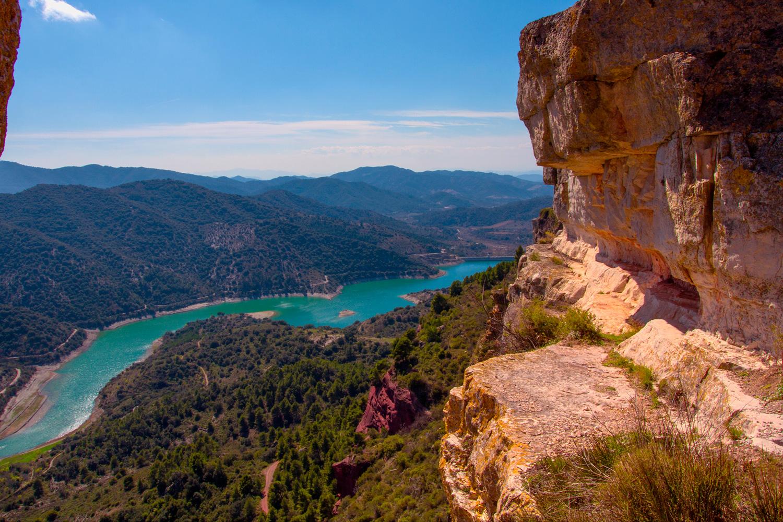 Climbing Catalonia