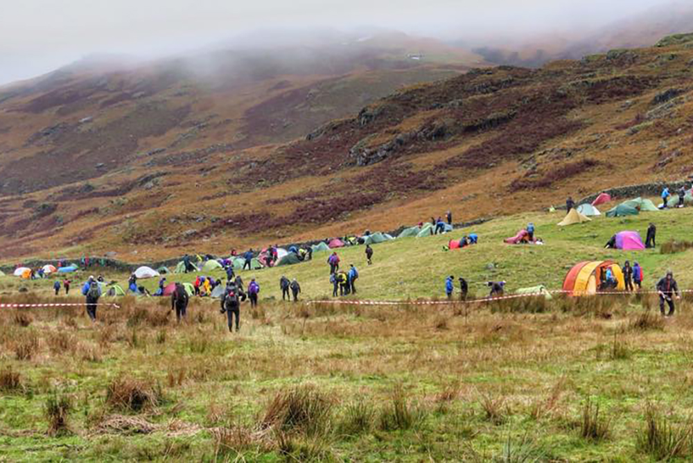 OMM Camp 2017 Lake District