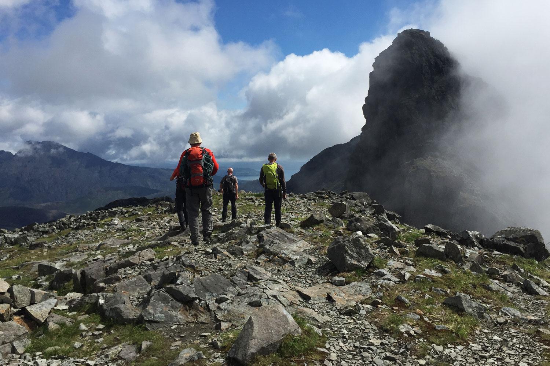 In Pinn - Cuilin Ridge