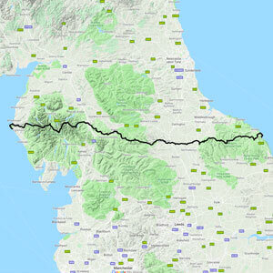 Wainwright's Coast to Coast