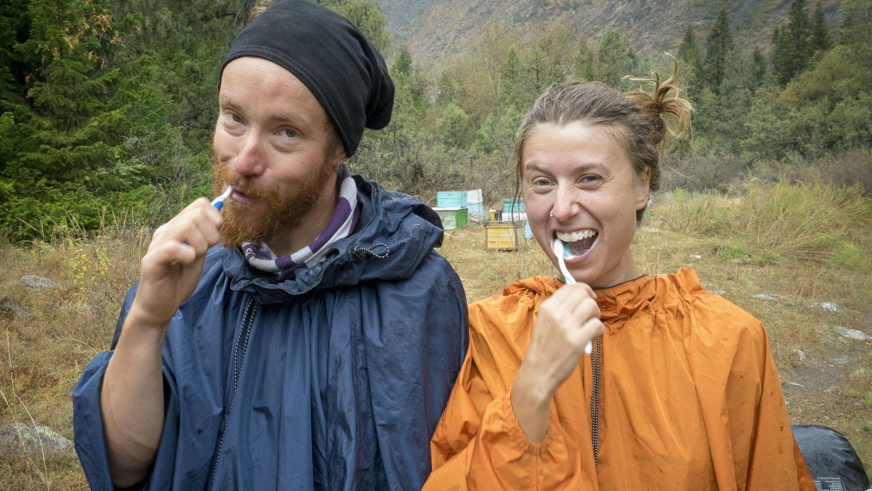 Oli & Ruth in Kyrgyzstan