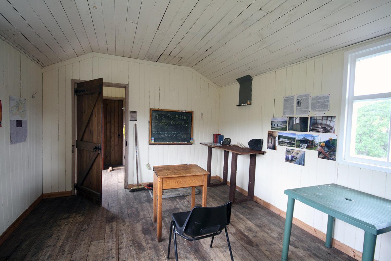 Schoolhouse Bothy, Lairg