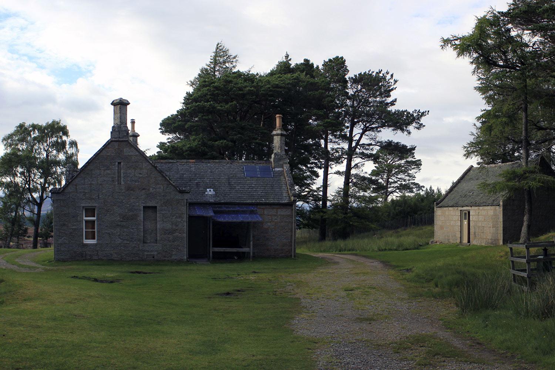 Gelder Shiel (Ernie's Bothy), Lochnagar, Balmoral Estate