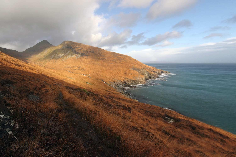 Dibidil Bothy, Isle Of Rum