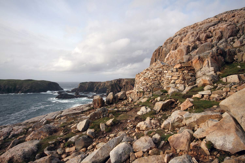 Mangersta Bothy, aka Eagles Nes, Isle of Lewis
