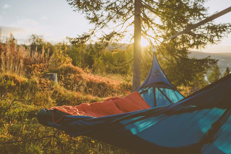Amok Equipment camping hammock - Brand Story