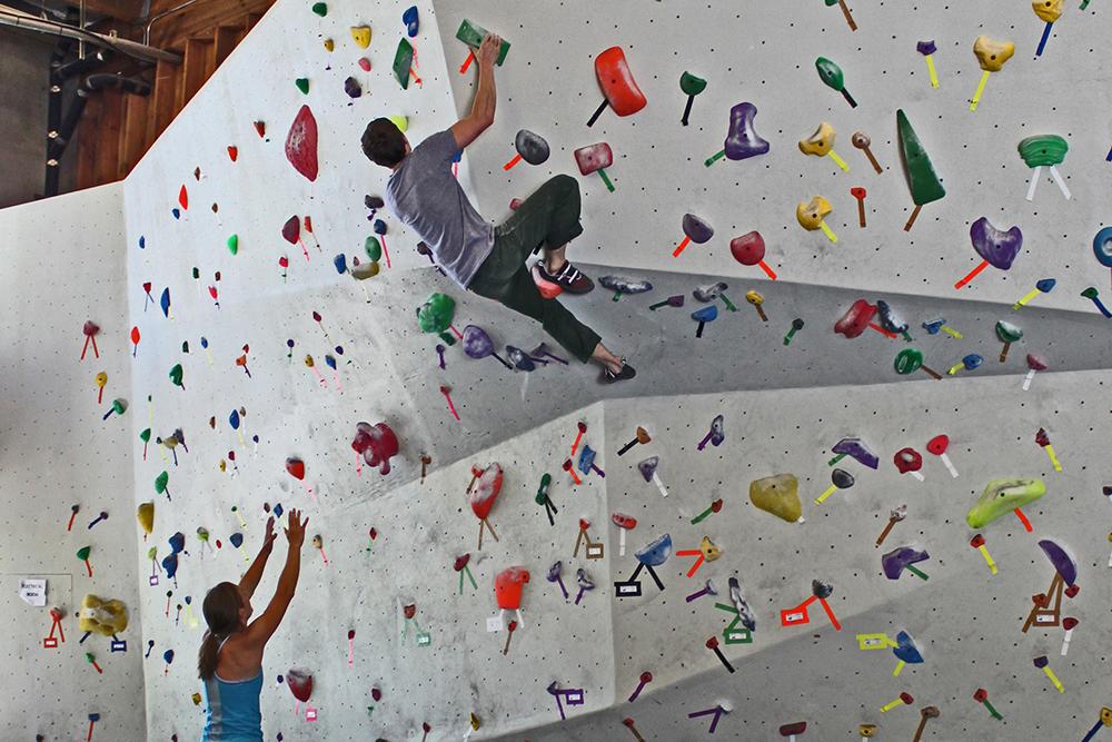 Top British Bouldering & Climbing Workshops